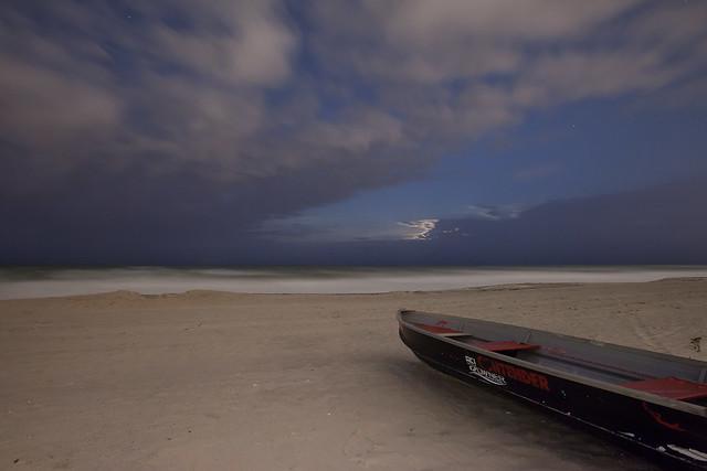 Moonrise Melbourne Beach Florida