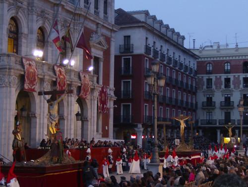 Semana Santa en Valladolid バリャドリードの聖週間