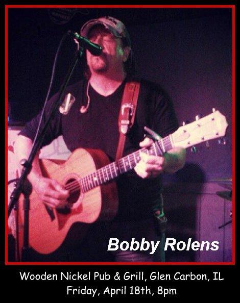 Bobby Rolens 4-18-14