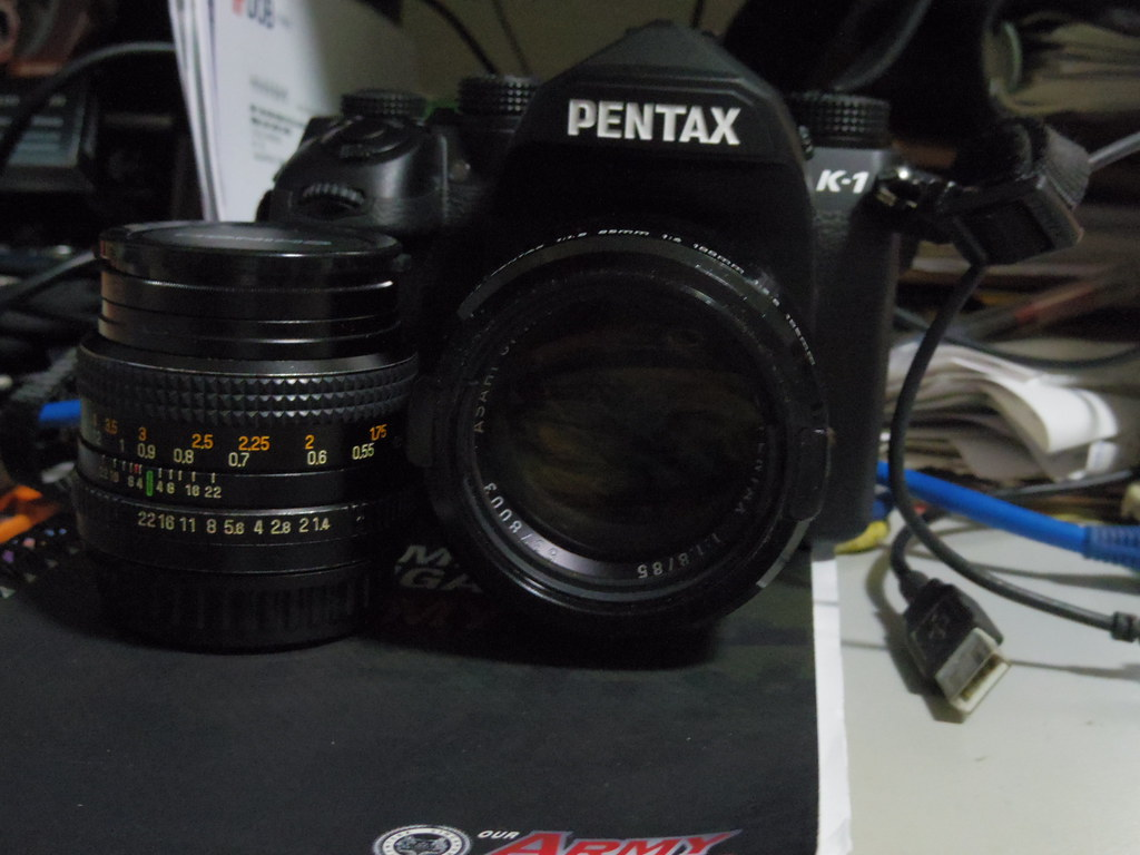 Felix Tan: Pentax K1 Full Frame Camera