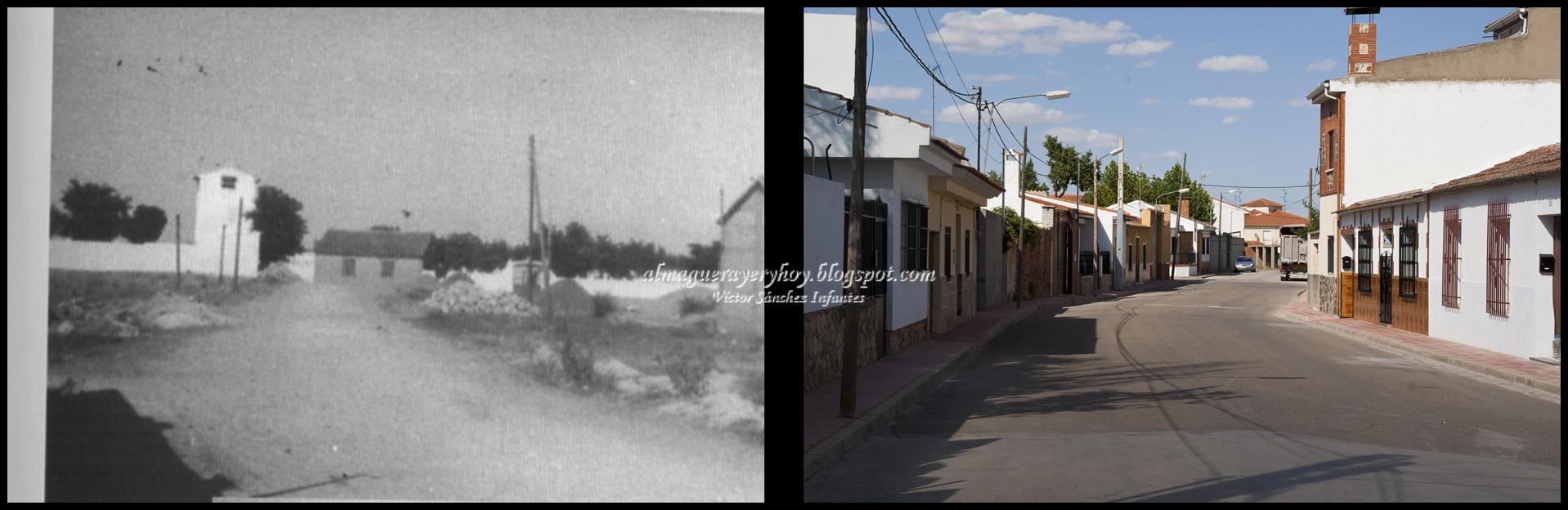 Calle Miguel de Cervantes