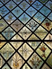 Cambridge - St Michael's Church (Michaelhouse) - Stained Glass Windows