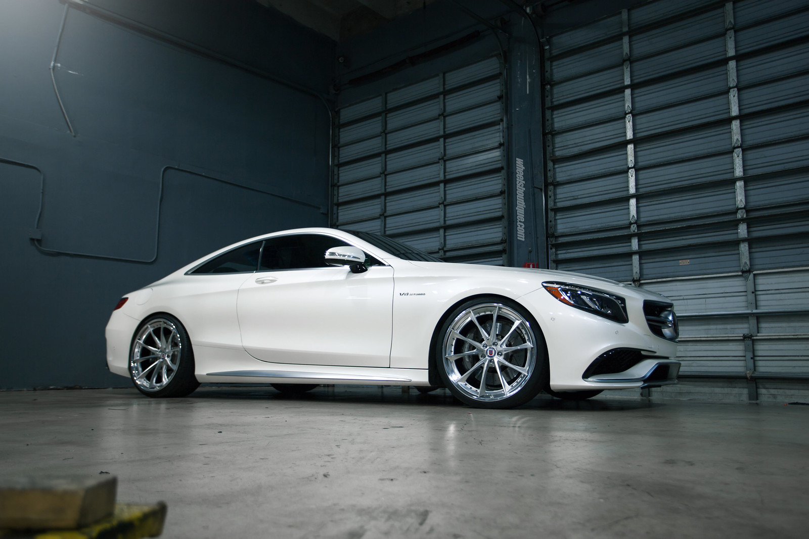 Big body coupe mercedes benz s63 amg x hre s204 39 s by for R h mercedes benz
