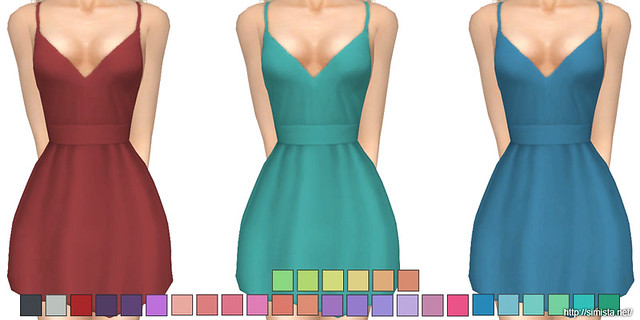 SimistaRecoloursOfSentateShoveDress2