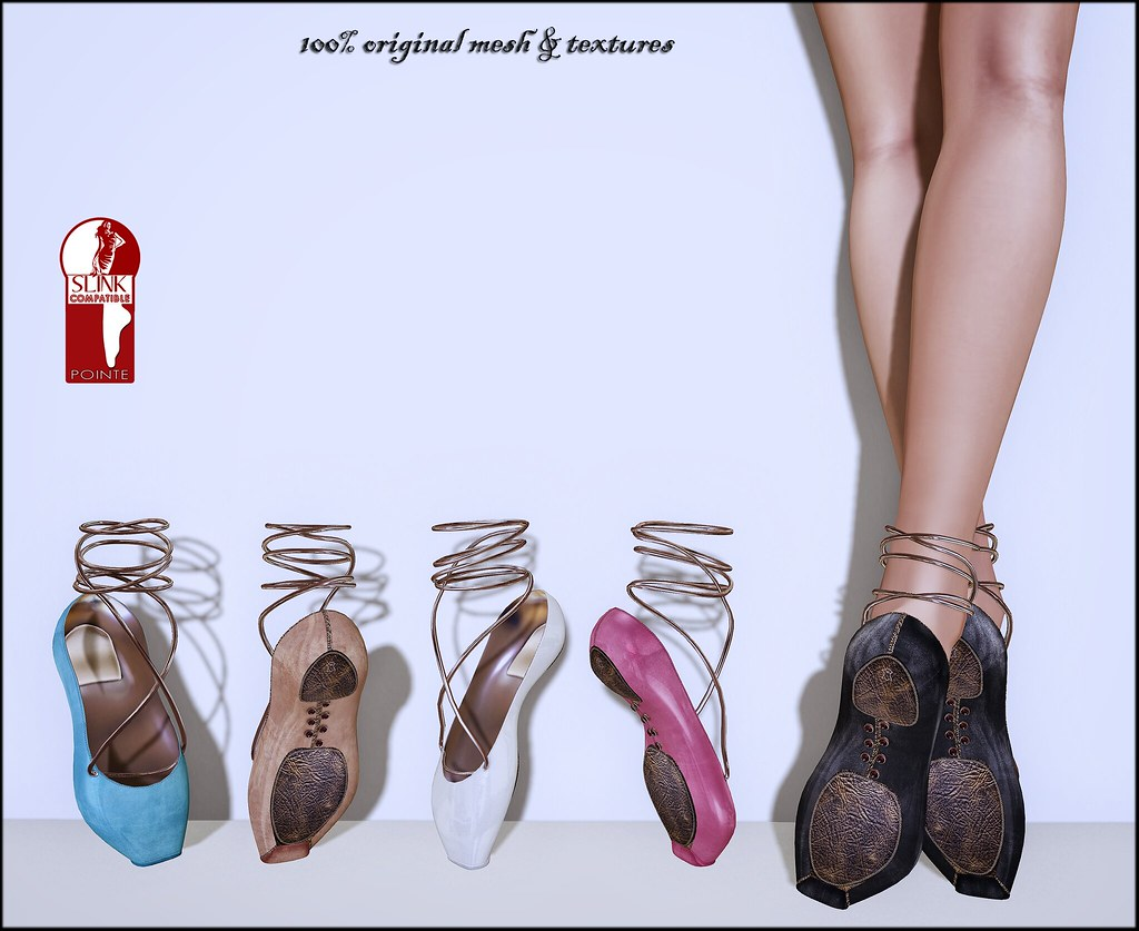 Fairy pointes by ChicChica - SecondLifeHub.com