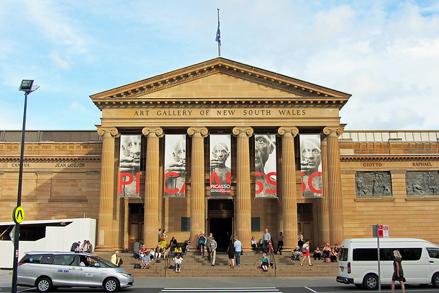 Art Gallery of New South Wales Art Gallery of New South