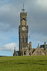 Bradford Town Hall by Tim Green aka atoach
