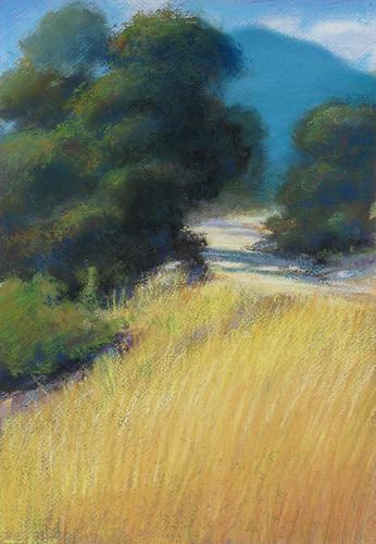 Paramount-Ranch-Road by Spencer Mackay