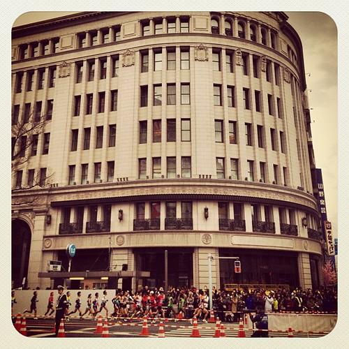 tokyo marathon! by oda.shinsuke