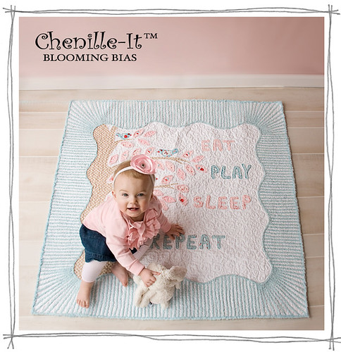 Eat Play Sleep quilt by nanotchka