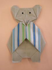 Bear by Asako Moriya