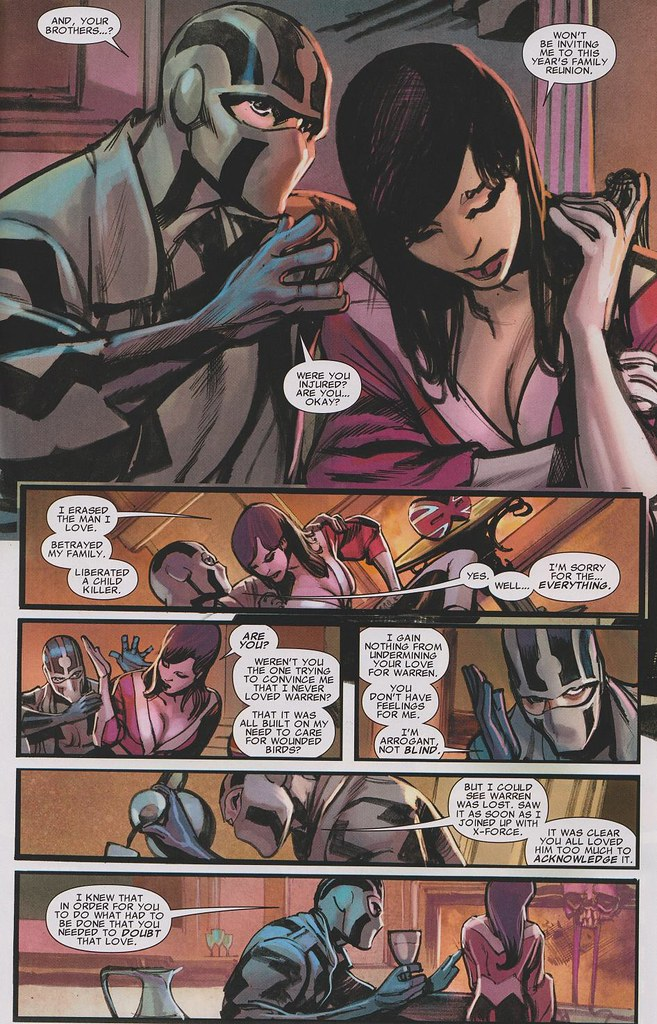 uncanny x-force #22