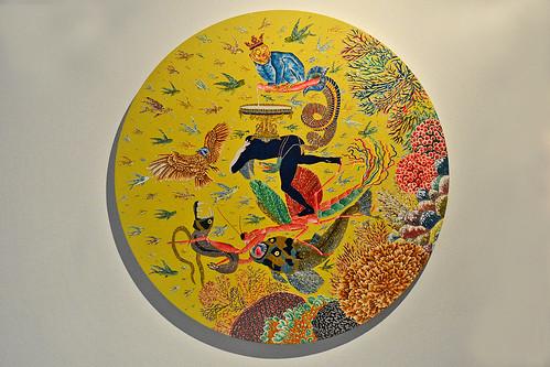 The Garden of Earthly Delights XIV by chooyutshing