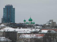 View over Vilnius