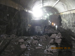 CM019 - Bench Shot in Westbound Cavern Cross (2-28-2012)