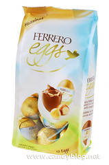 Hazelnut Ferrero Eggs