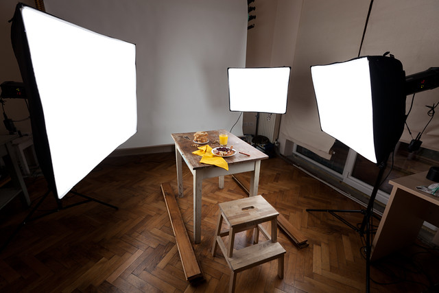 Light setup for food photo · JustOneLight lightingu2026 & Food Photography Lighting Setup - a gallery on Flickr azcodes.com