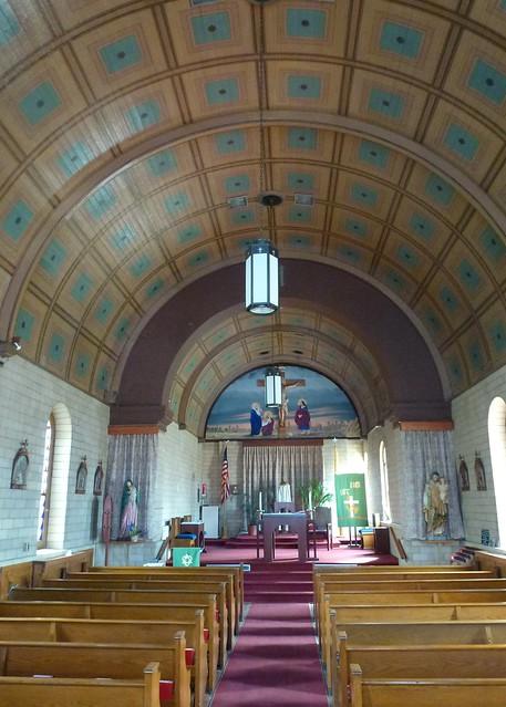 Washington dc soldiers39 home rose chapel interior for Interior home designers and washington dc