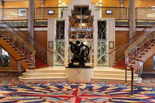 Atrium Lobby, Deck 3