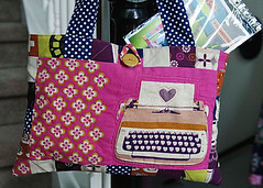 Ruby Star Shining bag front