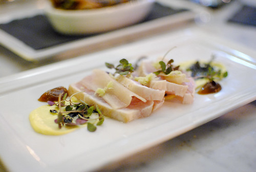 albacore seared