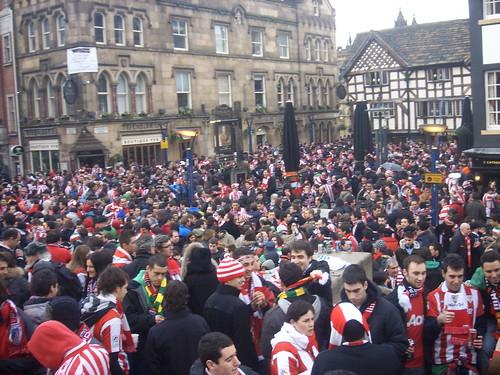 En Manchester... como en Bilbao
