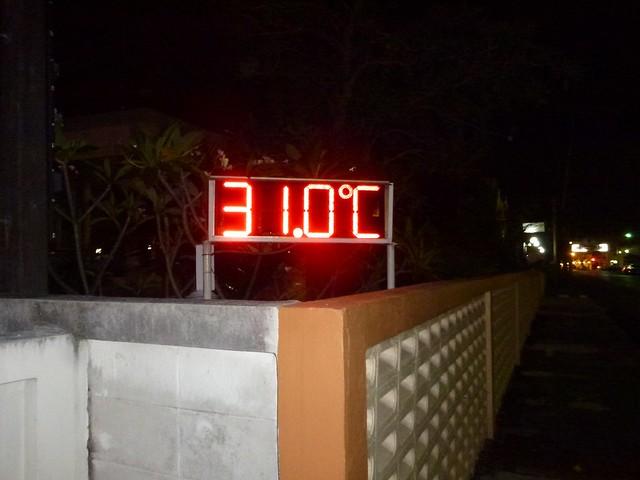 31 at 10pm!