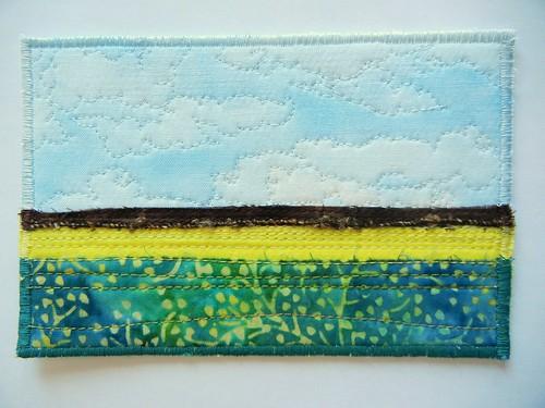 Wish You Were Here #8 by My Sweet Prairie - Monika Kinner