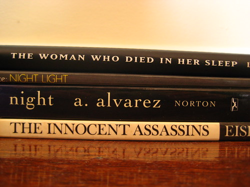 A sinister story (book spine poems #2)