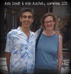 Reb David and Reb Rachel