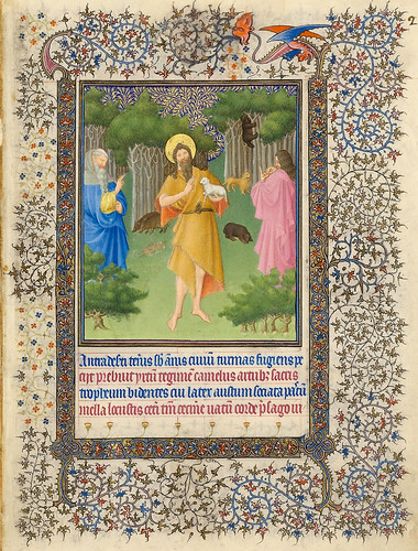 015- Belles Heures of Jean de France duc de Berry- Folio 211R -© The Metropolitan Museum of Art