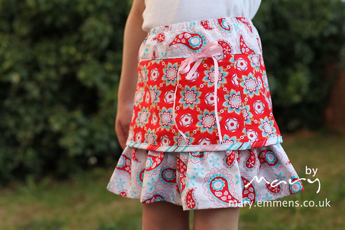 Gigi Skirt - pattern test
