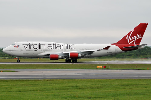 "G-VROC Virgin 747 ""Mustang Sally"""