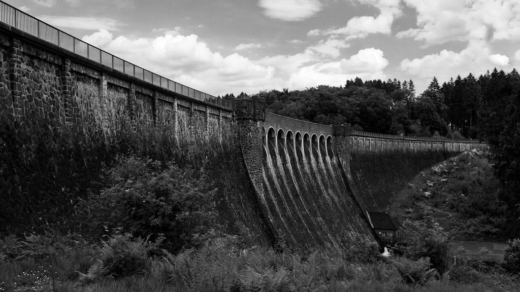 """""""Kerspe"""" Gravity Dam"""