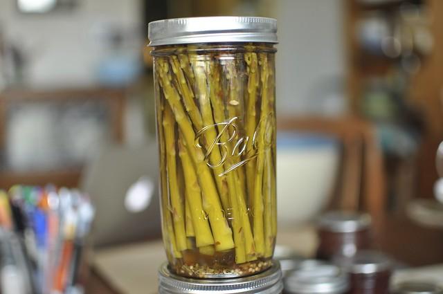 asparagus in pint & half