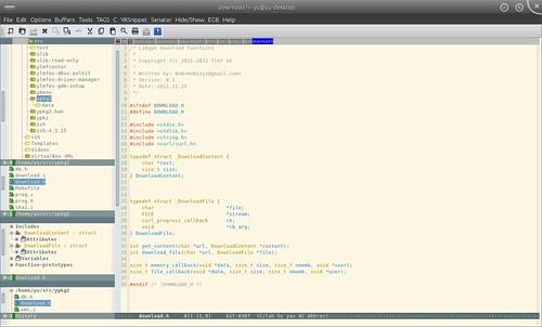 Emacs ecb