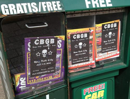 CBGB at SXSW