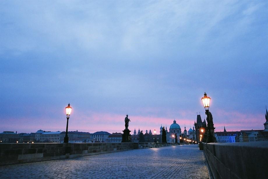 早安,布拉格