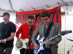 The Waco Brothers with Paul Burch