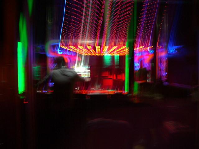 DJ Krush at Bhangratheque's Holi Party