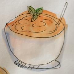 tonsillitis soup