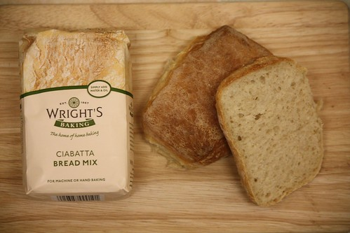 ciabatta bread mix