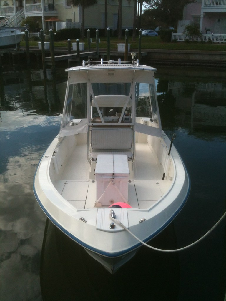 21 39 oceanic offshore fishing dive boat for sale the hull for Offshore fishing boats for sale