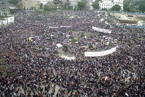 מהומות במצריים