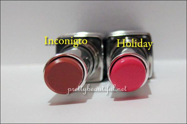 Dior Addict Extreme Lipstick - Inconigto & Holiday
