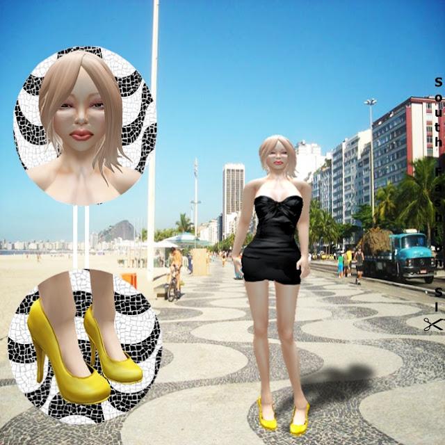 Copacabana girl