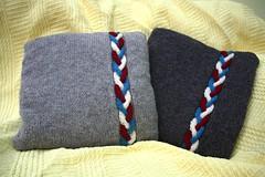 Woolsack Cushions III & IV