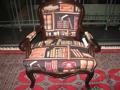Dave Hirt library chair