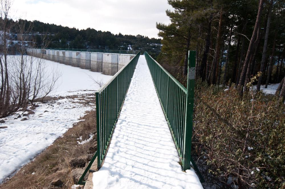 embalse de puente alta