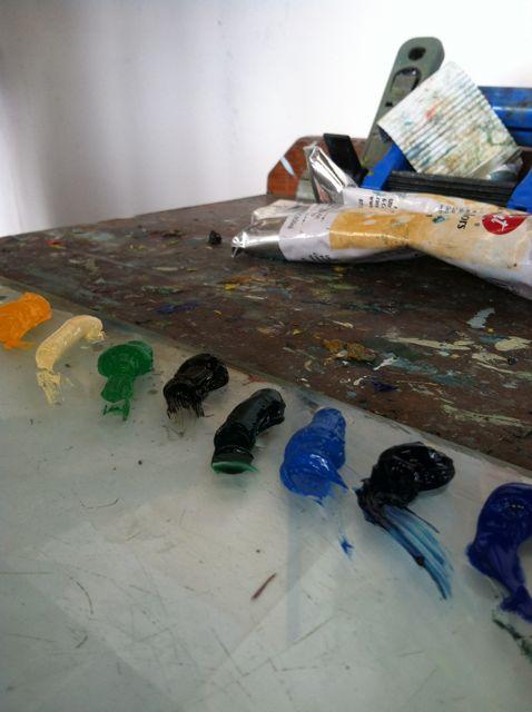 Starting Palette